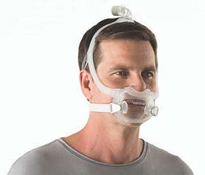 Philips Respironics DreamWear Full Face CPAP Mask Fit Pack With Medium and Small Frames