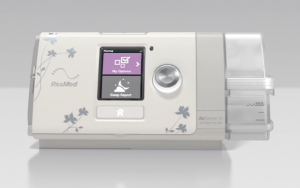 AirSense™ 10 AutoSet™ For Her with HumidAir™ Heated Humidifier
