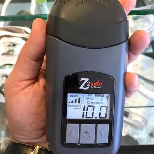 Z2 Travel Auto CPAP Machine