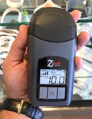 Z2 Travel Auto CPAP Machine