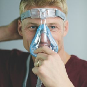 Philips Respironics Amara Gel Full Face CPAP Mask with Headgear