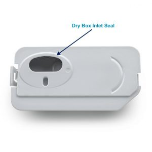 Philips Respironics DreamStation Humidifier Dry Box Inlet Seal