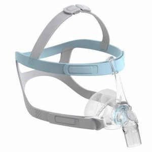 Fisher & Paykel Eson 2 Nasal CPAP Mask with Headgear (S,M,L Cushions Included)