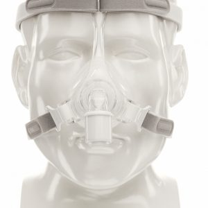 Philips Respironics Pico Nasal CPAP Mask with Headgear (S/M, L , XL Cushions Included)