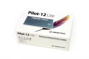 Medistrom™ Pilot-12 Portable CPAP Battery / Backup Power Supply