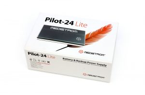 Medistrom™ Pilot-24 Portable CPAP Battery / Backup Power Supply