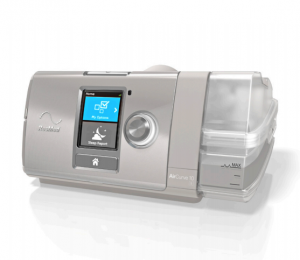 AirCurve™ 10 VAuto BiLevel Machine with HumidAir™ Humidifier