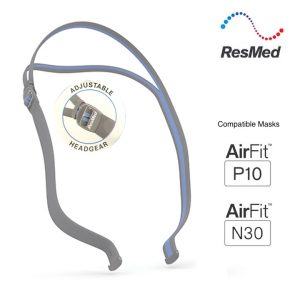 Headgear For AirFit™ N30 and P10 CPAP Masks