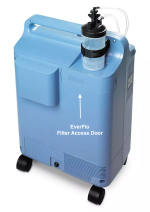 Inlet Filter for Respironics EverFlo Oxygen Concentrator