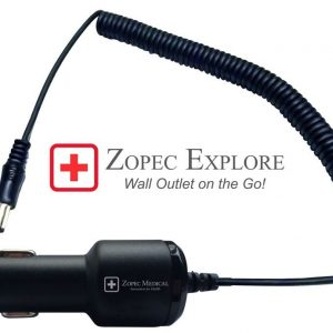 Zopec EXPLORE Car Charger (12 V DC-DC)