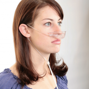 Westmed Adult BiFlo Nasal Oxygen Mask