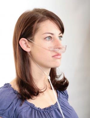 Westmed Adult BiFlo Nasal Oxygen Mask