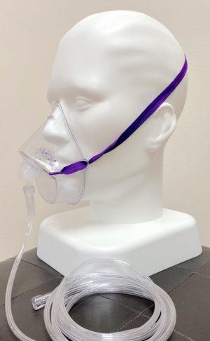 Westmed Adult Oxygen Mask