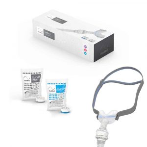 ResMed AirMini™ AirFit™ N30 Nasal Cradle Mask Pack with Headgear